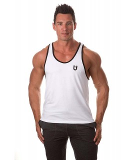 Bloke Training Stringer White