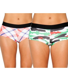 Her Undees Sports Boxer 2 Pack Volume 3